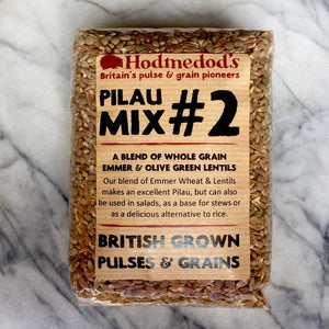 Mix #2 - Pilau - Hodmedod's British Pulses & Grains