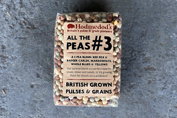 Mix #3 - All the Peas - Hodmedod's British Pulses & Grains