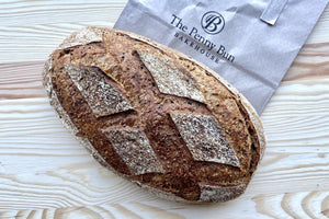 Naked Oat & Camelina Loaf *Limited Edition* - Hodmedod's British Pulses & Grains