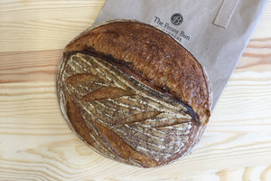 North Sea Sourdough Loaf - Hodmedod's British Pulses & Grains