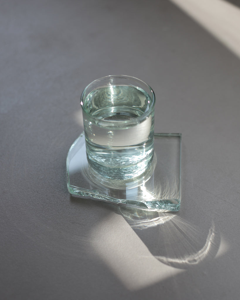 FRACTURE COASTERS - CLEAR