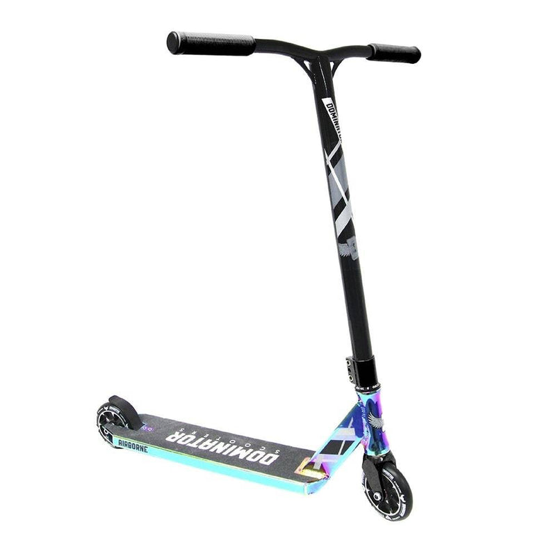 Black Neochrome Dominator Stunt Scooter - Main View