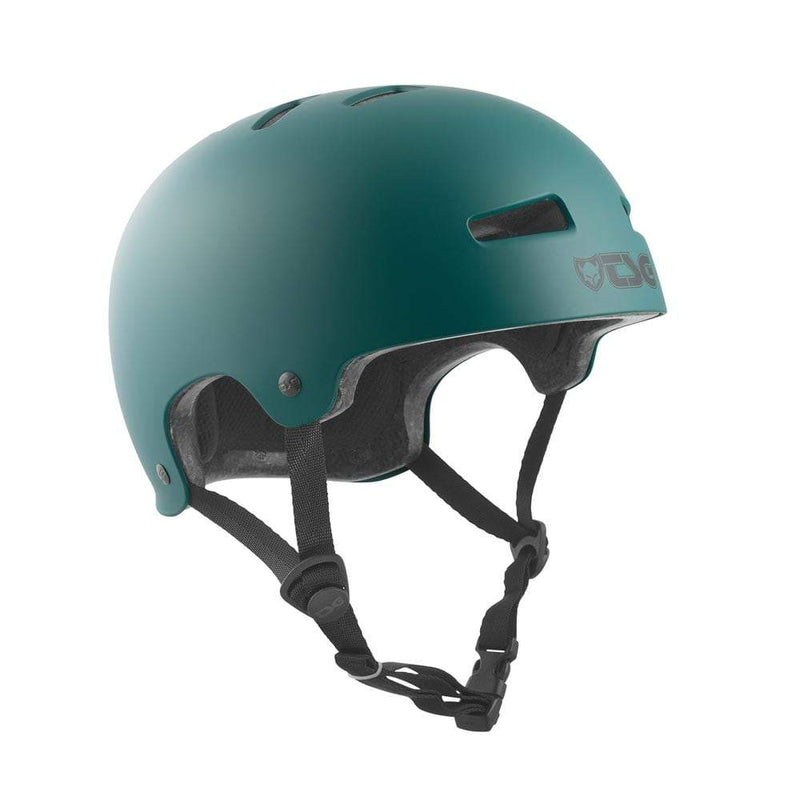 Green TSG Skate Helmet - Main View