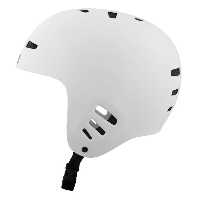 White TSG Skate Helmet - Main View
