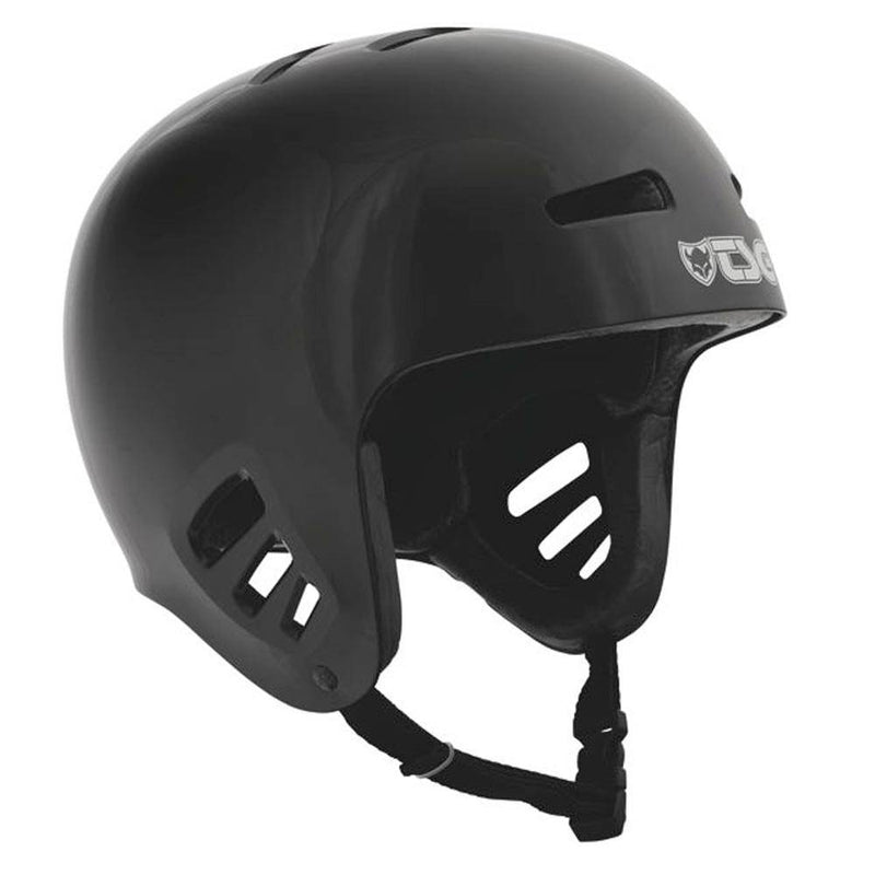 Black TSG Skate Helmet - Main View