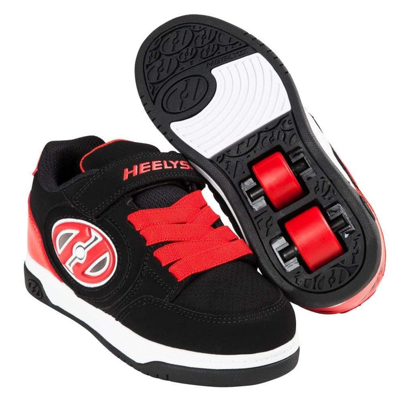 Heelys X2 Plus Lighted Two Wheel Heelys - Main View