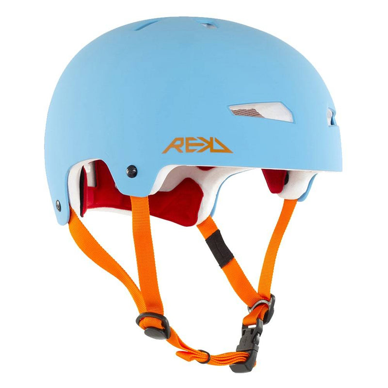 Blue Orange REKD Helmet - Main View