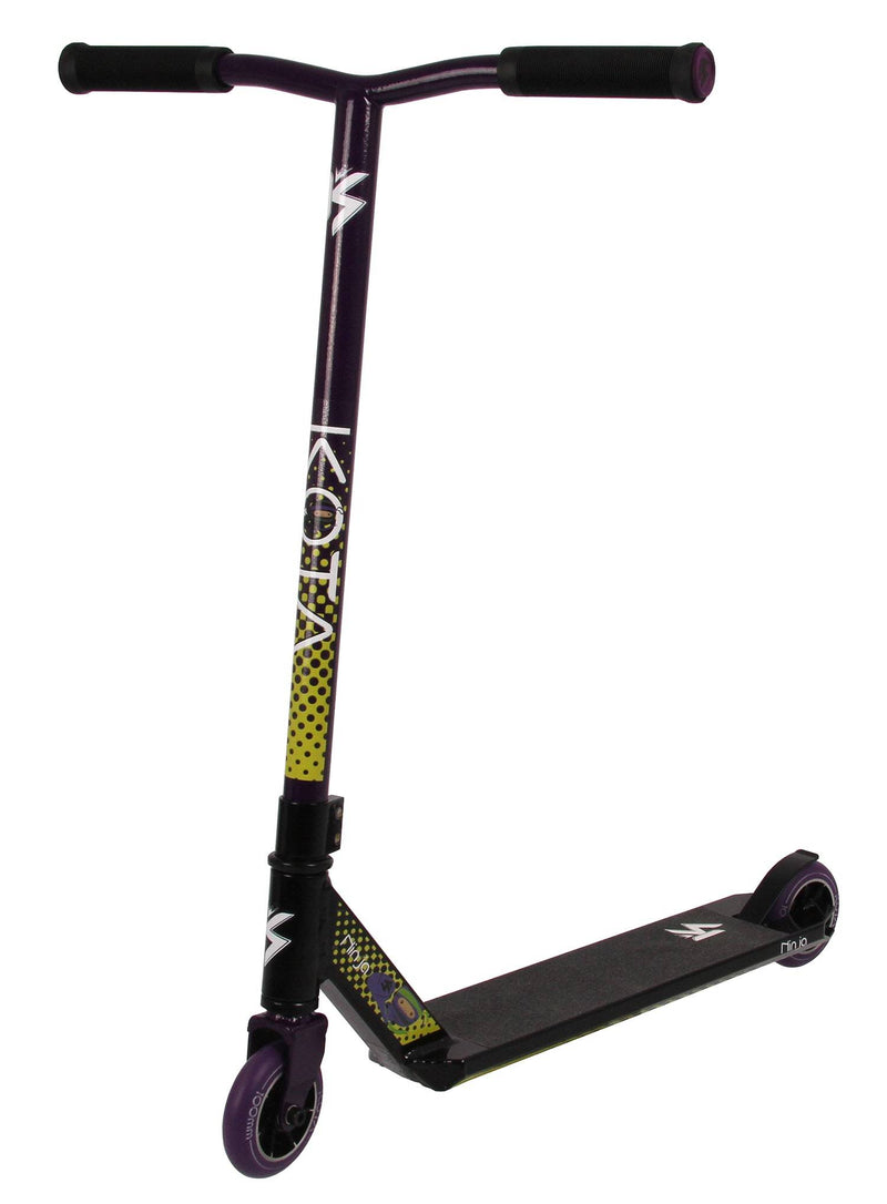 Purple Black Kota Stunt Scooter - Main View