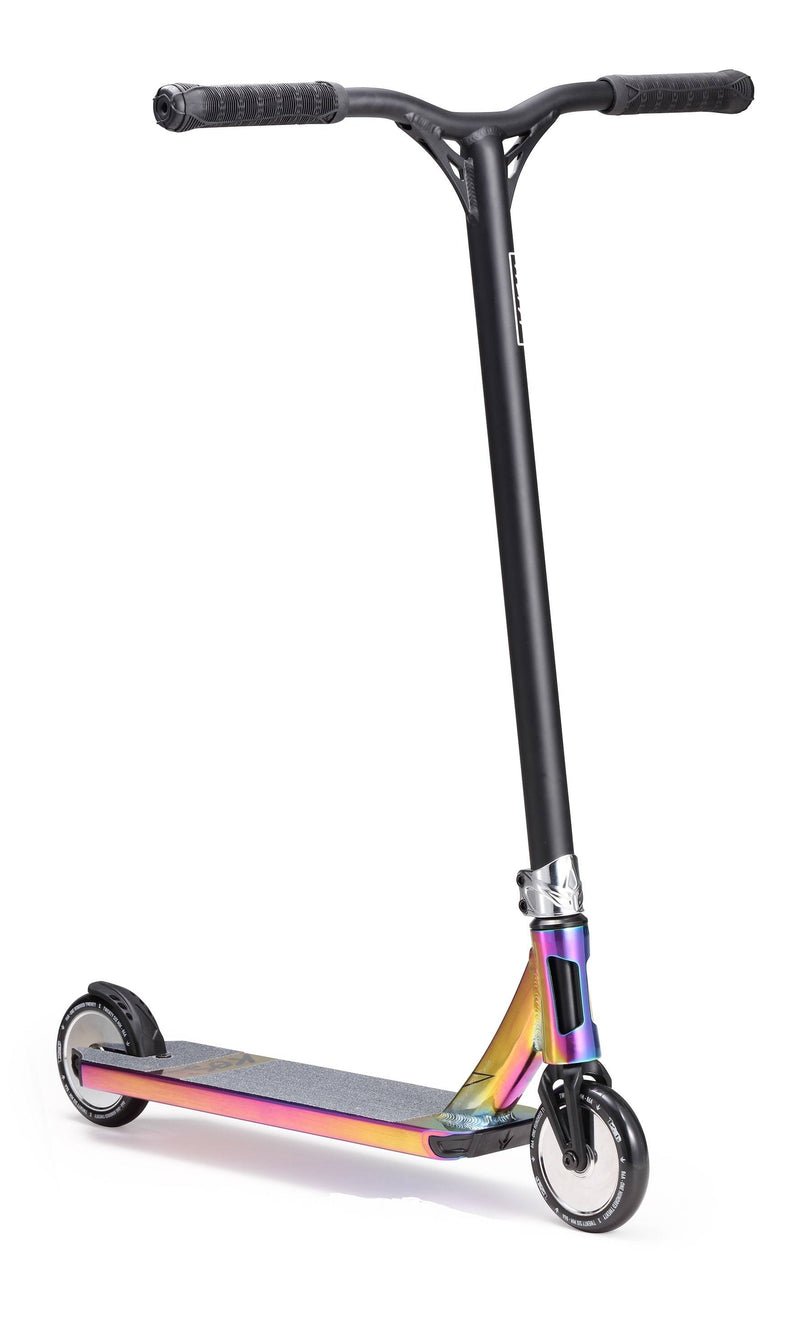 Black Neochrome Blunt Envy Stunt Scooter - Main View