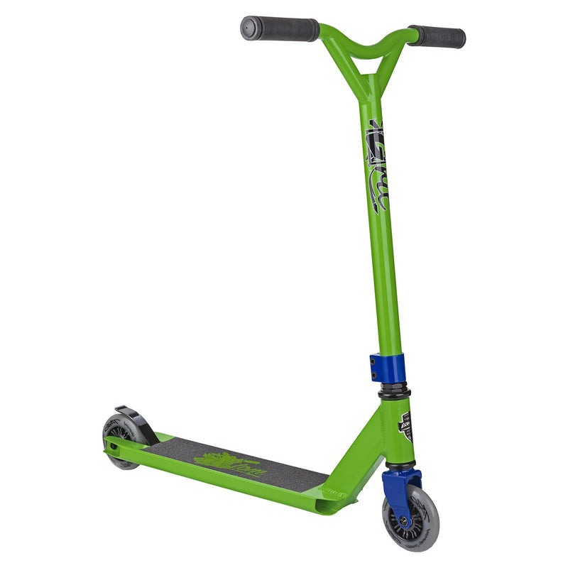 Grit 2018 Atom Stunt Scooter - Green