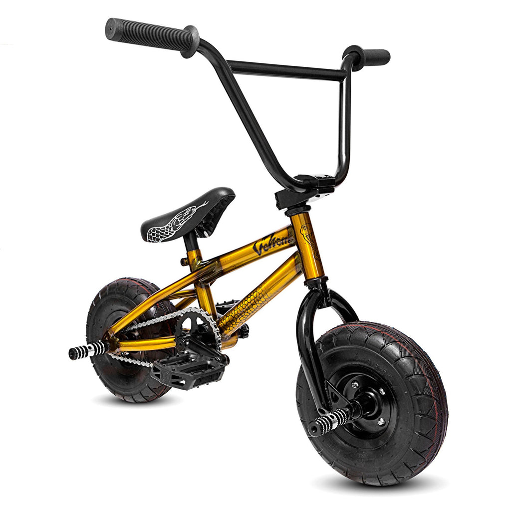 VENOM 2017 MINI BMX - GOLD