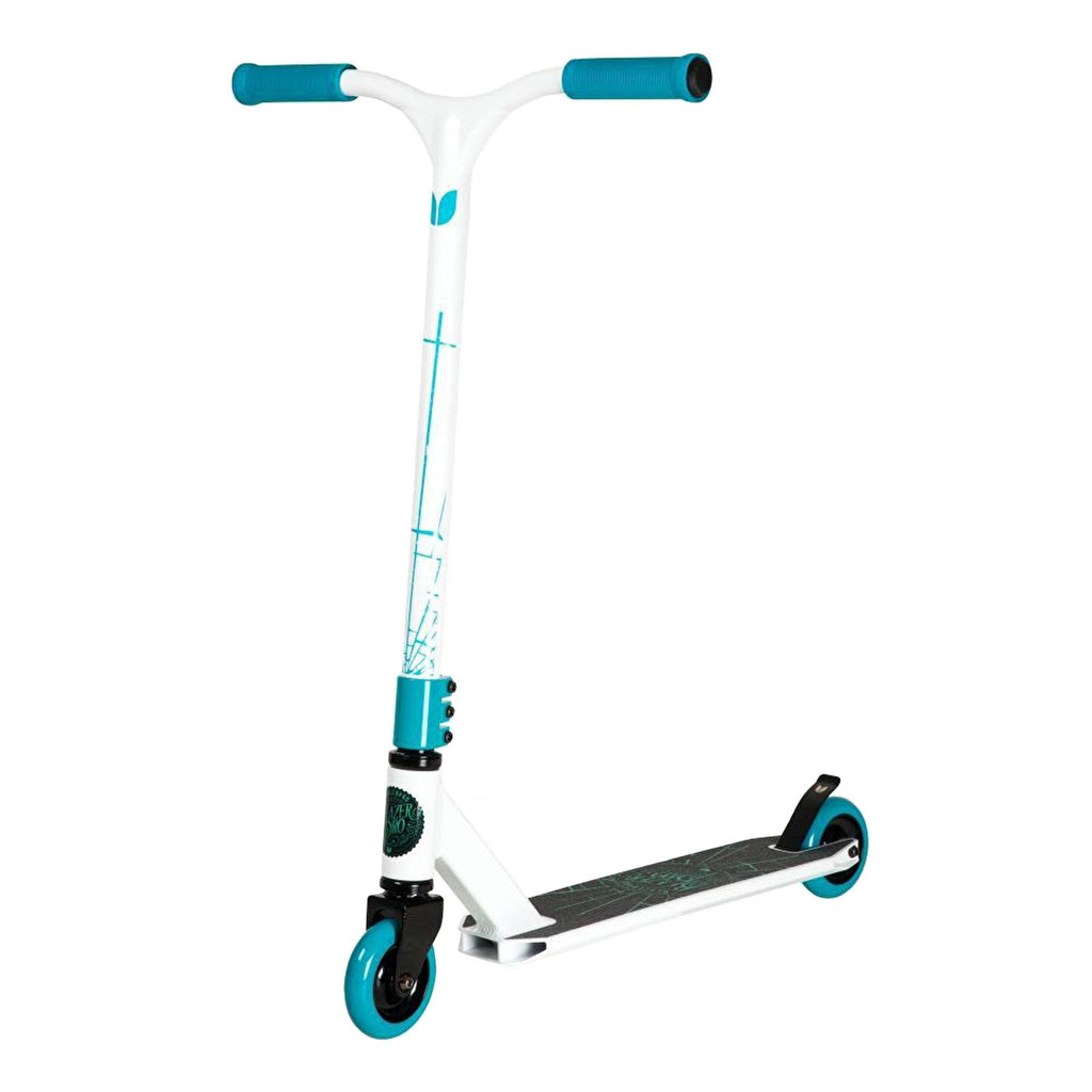 Blazer Pro Decay Series Blueprint Stunt Scooter - White/Mint