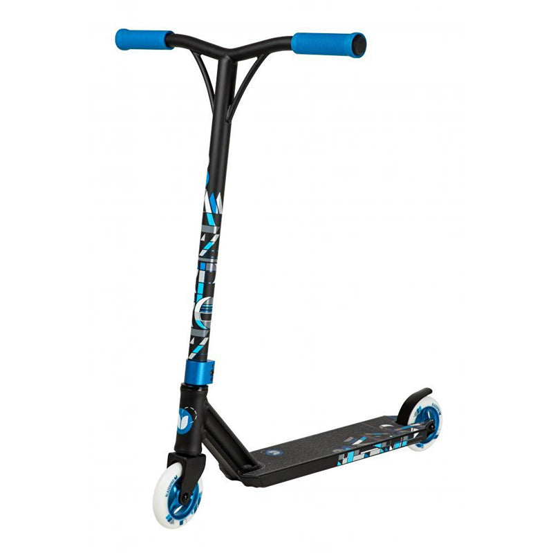 Blazer Pro Mosaic Series Stunt Scooter - Black/Blue