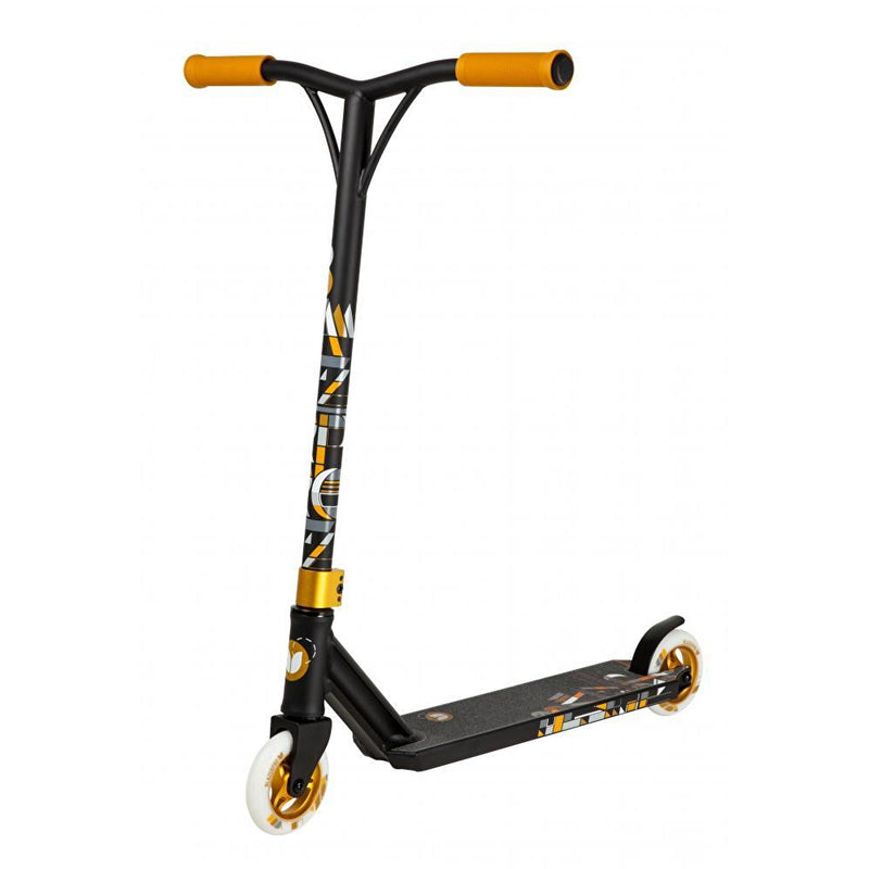 Blazer Pro Mosaic Series Stunt Scooter - Black/Gold