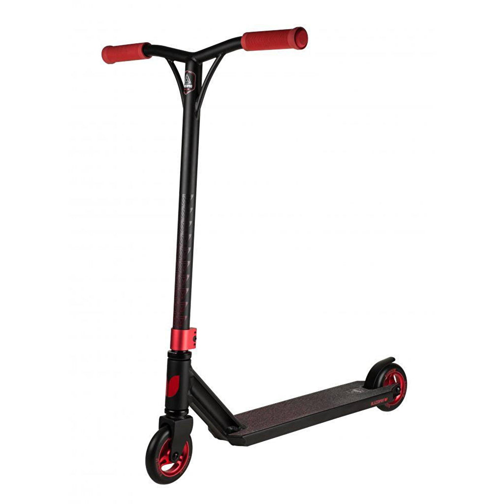 Blazer Pro Spectre Stunt Scooter - Black/Red