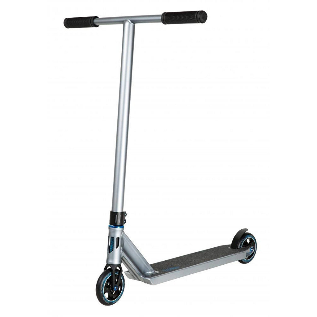 Blazer Pro Titan Series Poseidon Stunt Scooter - Chrome/Blue