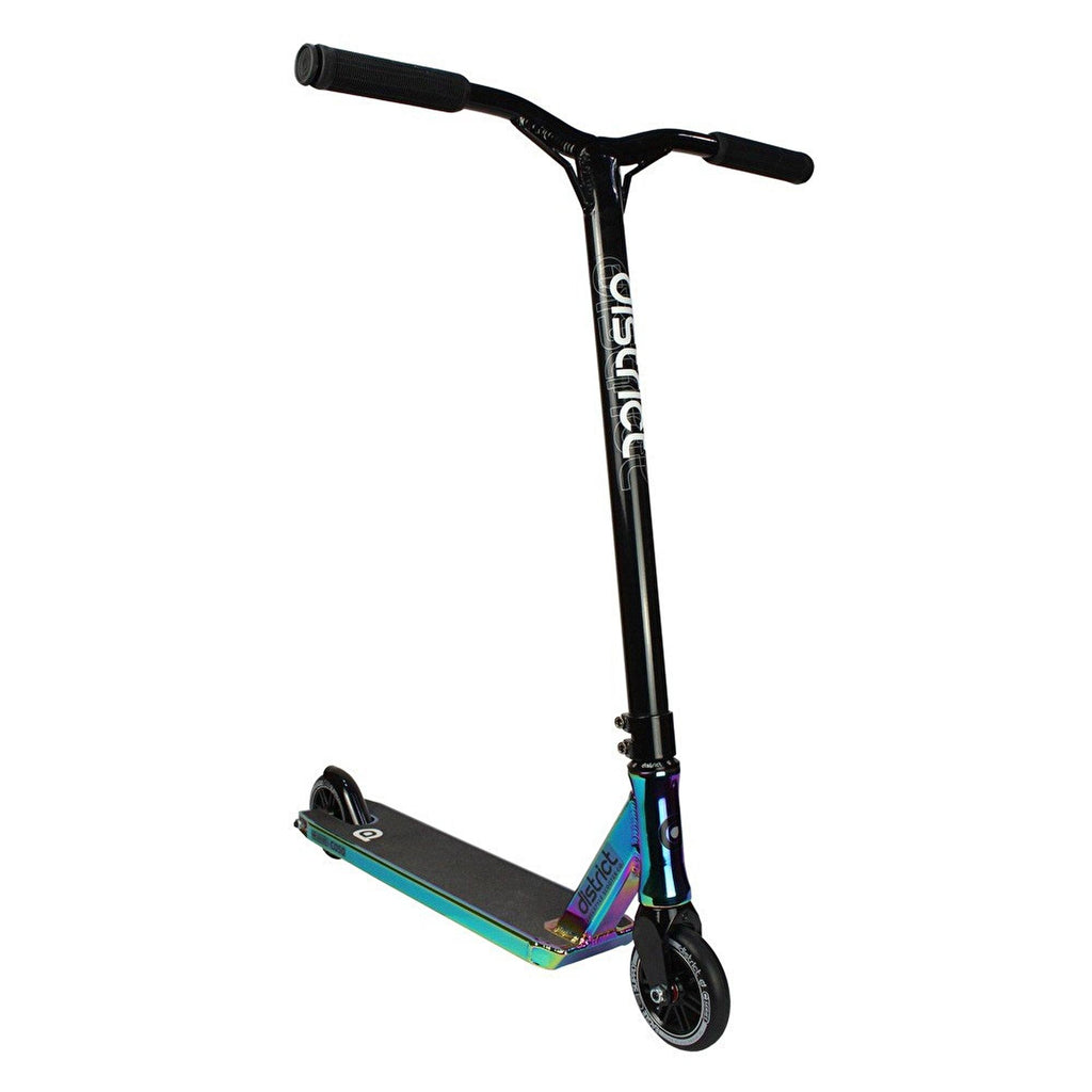District 2017 C-Series C050 Stunt Scooter - Neochrome