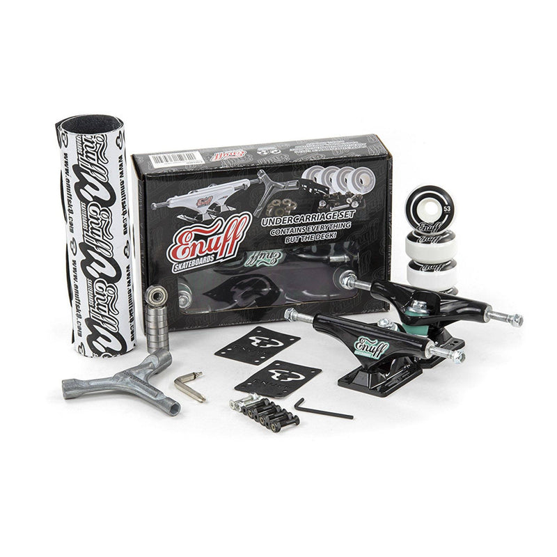 ENUFF UNDERCARRIAGE SET - BLACK