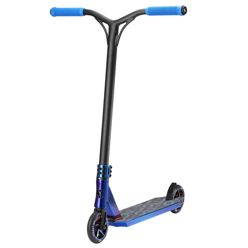Blue Neochrome Sacrifice Stunt Scooter - Main View