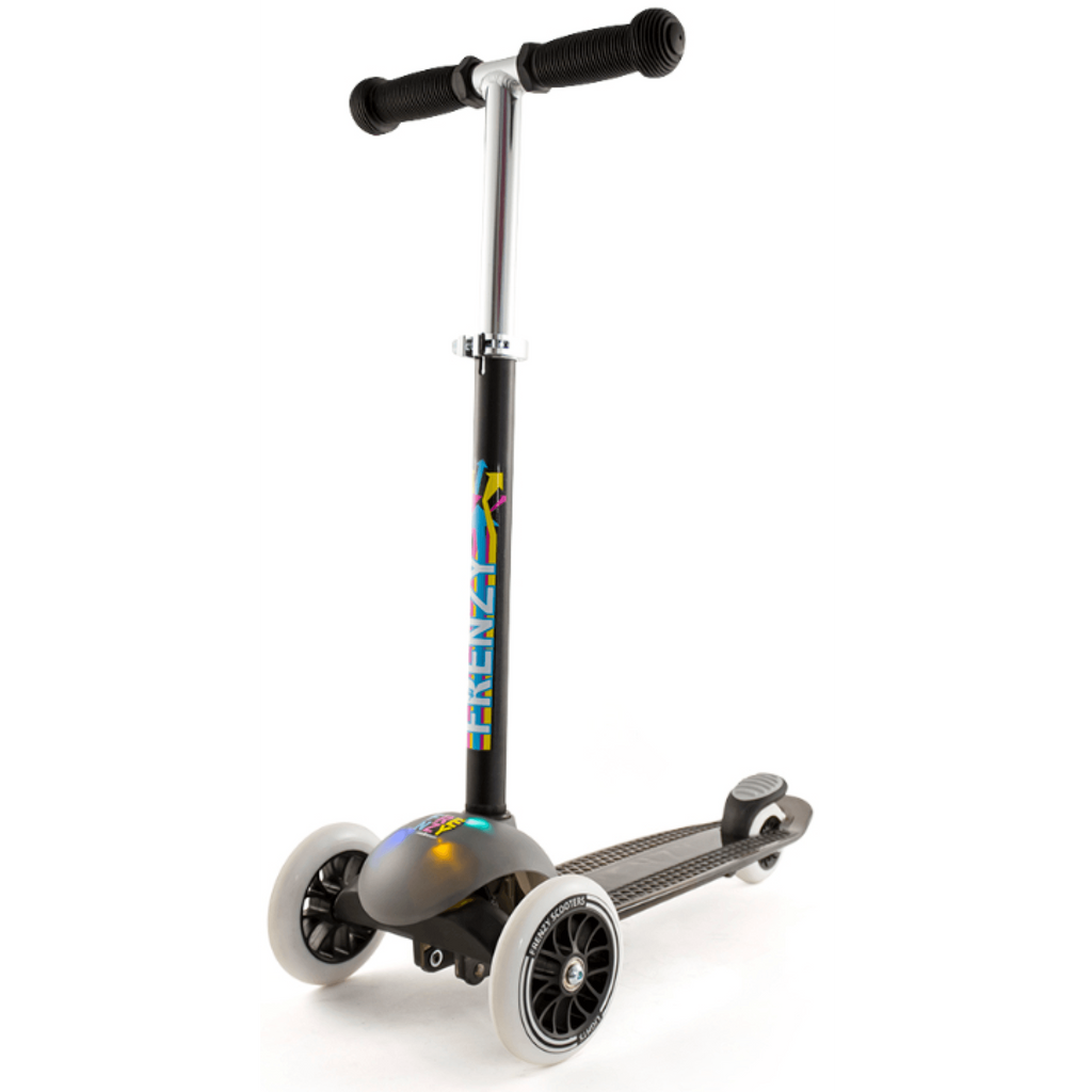 Frenzy FR103L 3 Wheel Kids Scooter with Light Up Front Pod - main view