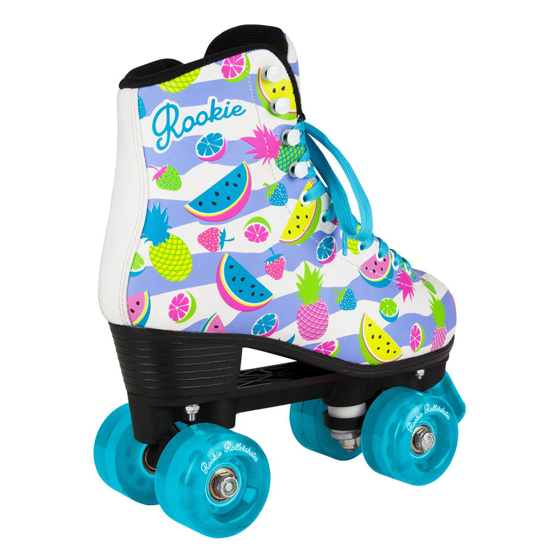 Rookie Fruits Quad Roller Skates - Back