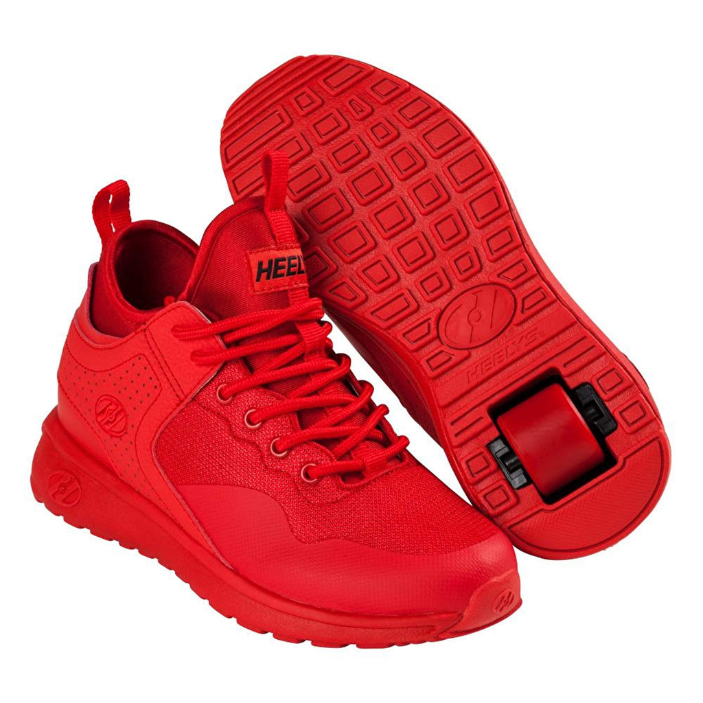Heelys Uptown Red Red One Wheel Heelys - Main View