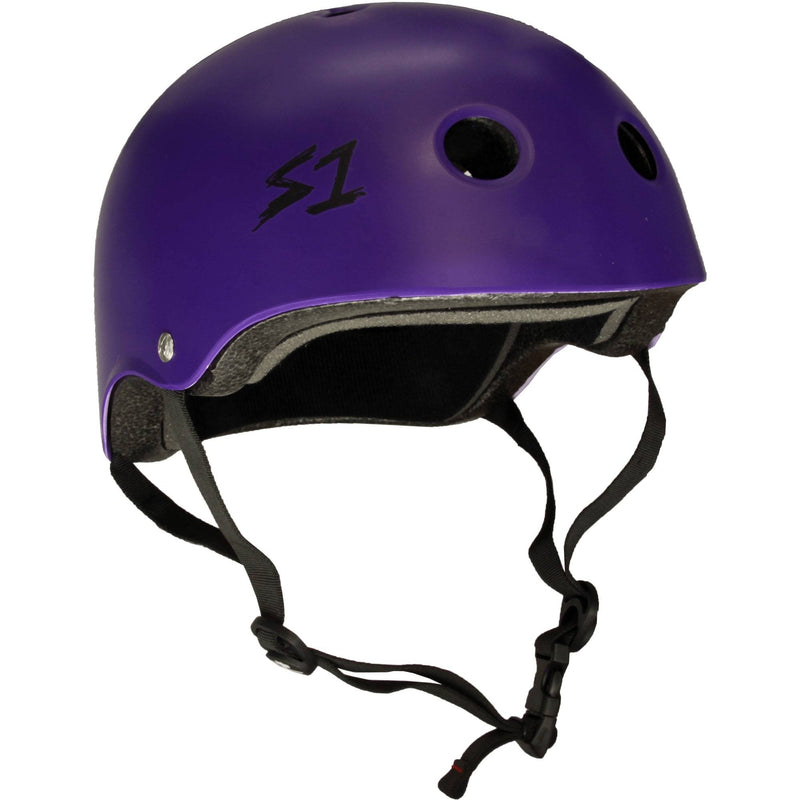 Purple S1 Skate Helmet - Main View