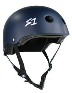 Navy Blue S1 Skate Helmet - Main View