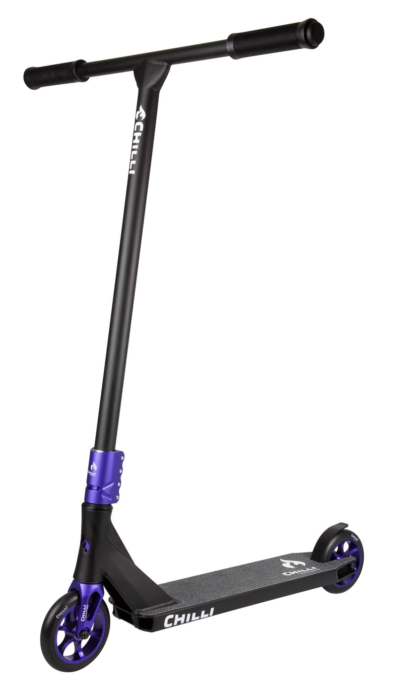Blue Chilli Pro Stunt Scooter - Main View