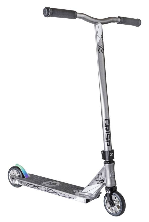 Black Chrome Crisp Stunt Scooter - Main View