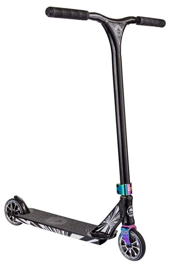 Black Gold Crisp Stunt Scooter - Main View