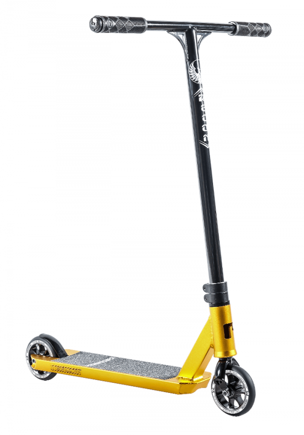 Gold Black Phoenix Stunt Scooter - Main View