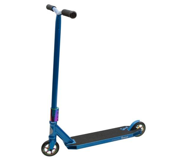 Blue Flavor Stunt Scooter - Main View