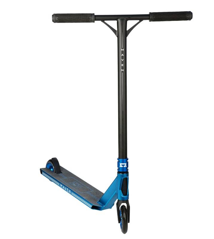 Blue AO Stunt Scooter - Main View