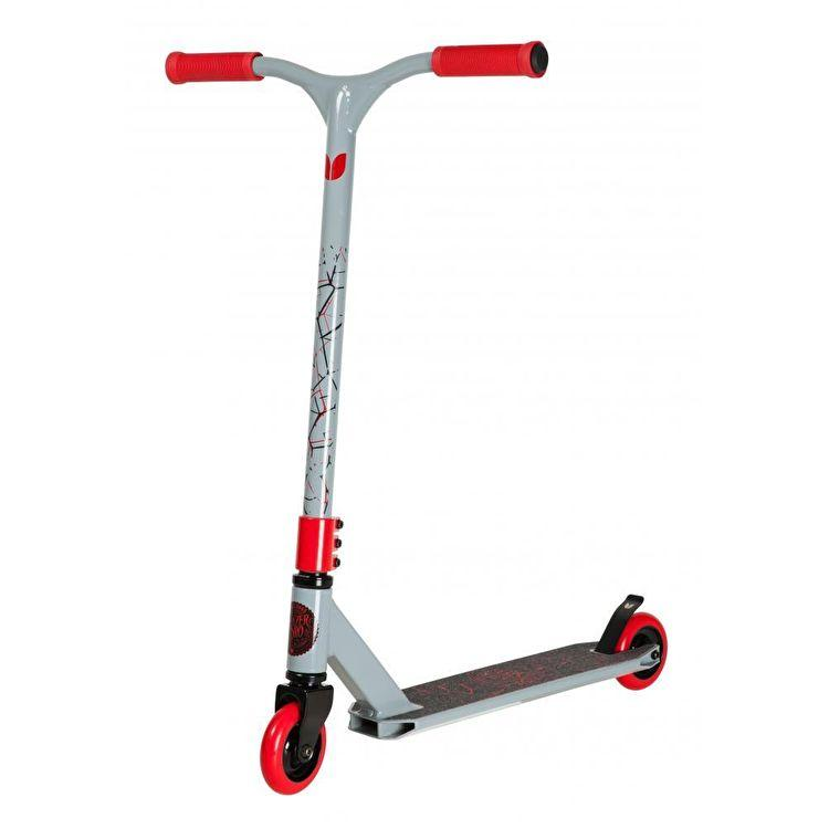 Blazer Pro Decay Series Blueprint Stunt Scooter - Grey/Red