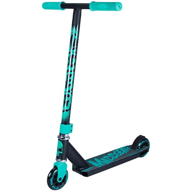 MGP TEAL STUNT SCOOTER - MAIN VIEW