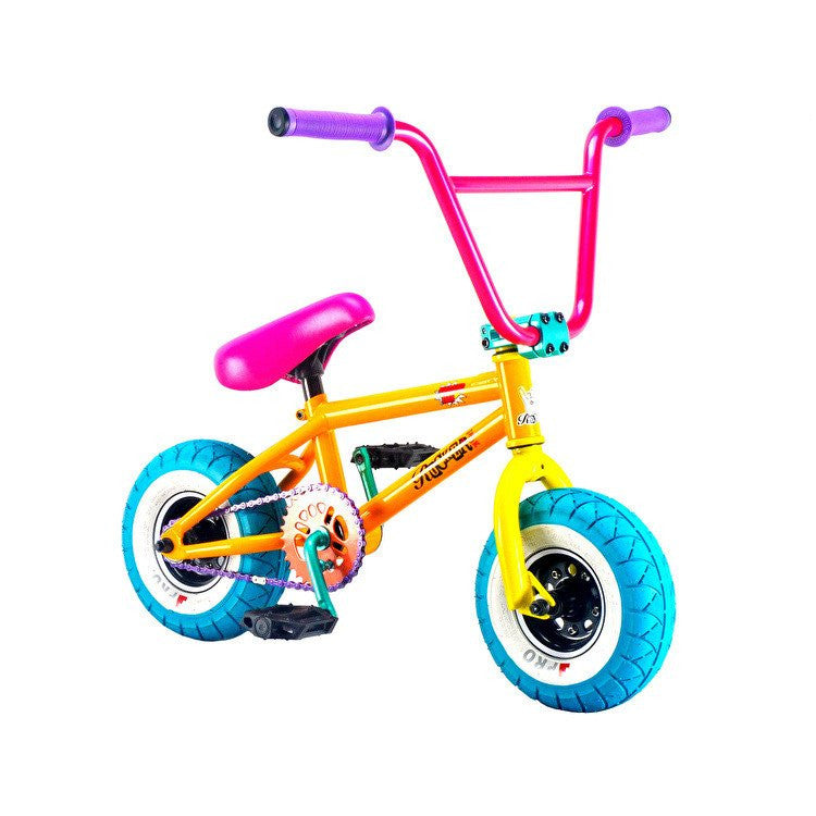 ROCKER MERMAID MAN MINI BMX - MAIN VIEW