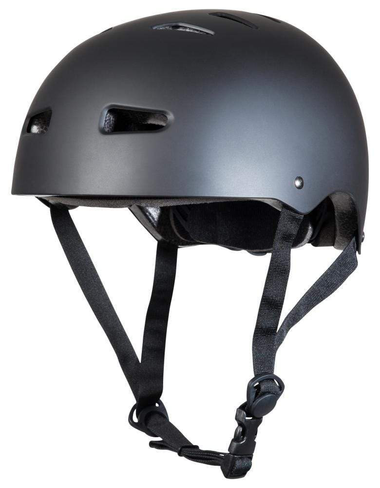 Black Sushi Skate Helmet - Main View