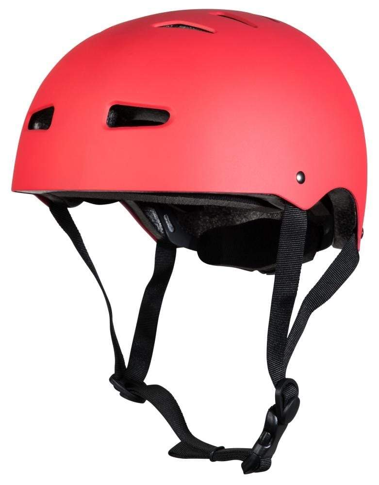 Red Sushi Skate Helmet - Main View