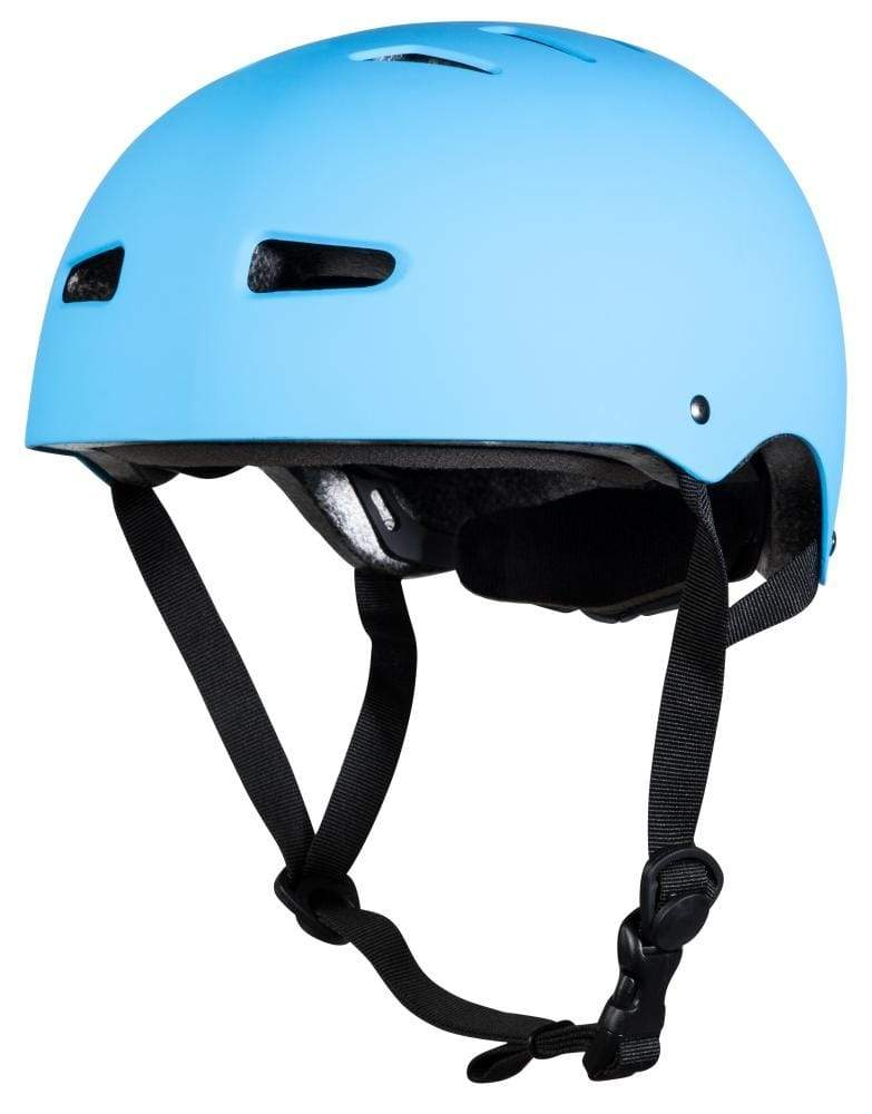 Blue Sushi Skate Helmet - Main View