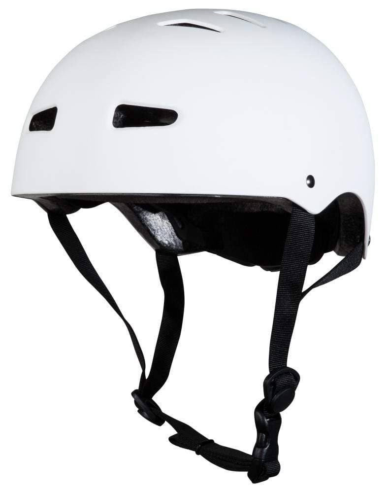 White Sushi Skate Helmet - Main View