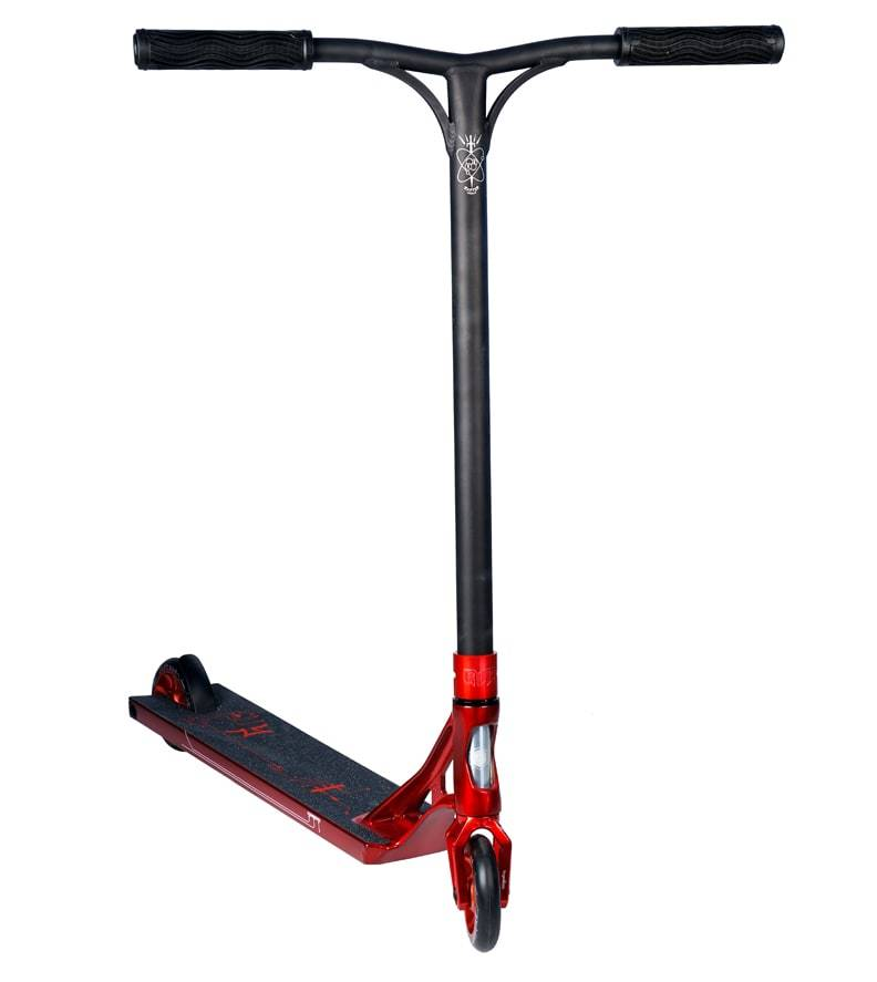 Red AO Stunt Scooter - Main View