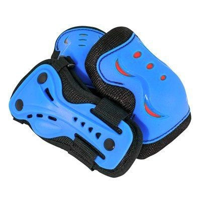 SFR Essentials Blue Red Junior Triple Pad Set - Main View