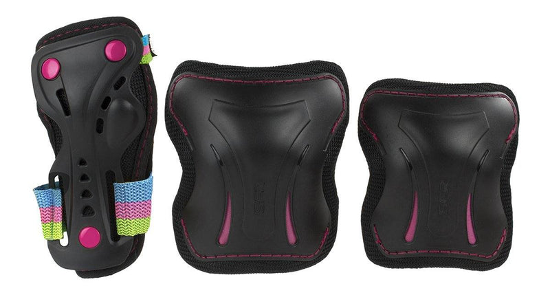SFR Essentials Disco Junior Triple Pad Set