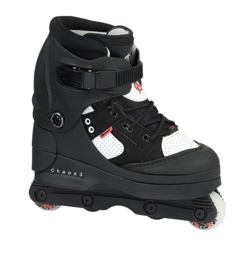 Anarchy Chaos 3 Aggressive Inline Skates - Main View
