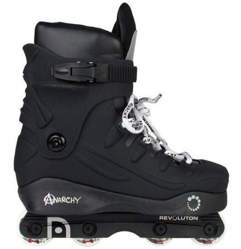 Anarchy Revolution Aggressive Inline Skates - Side View