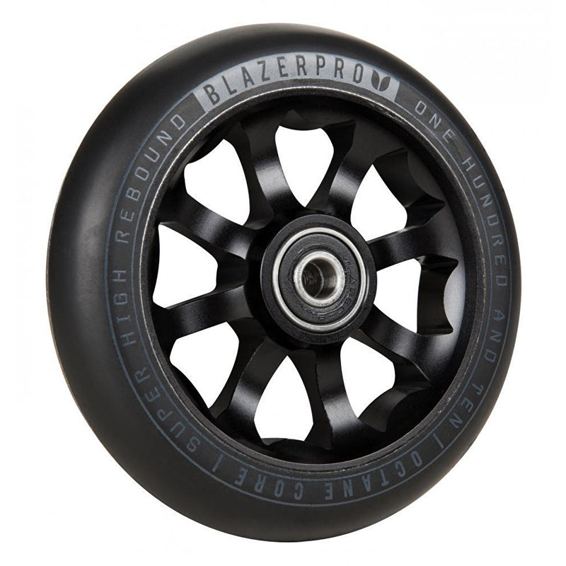 Blazer Pro Octane 110mm Scooter Wheel - Black