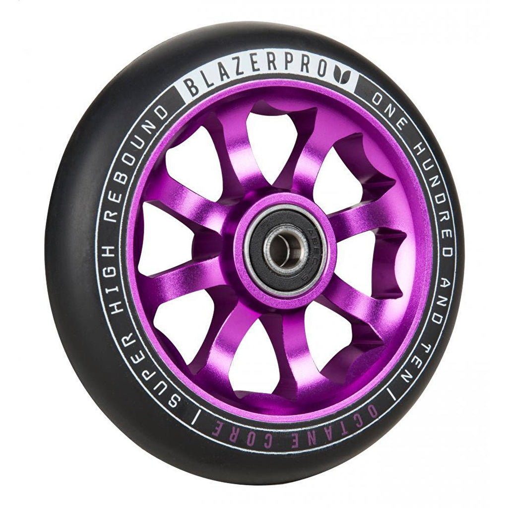 Blazer Pro Octane 110mm Scooter Wheel - Purple