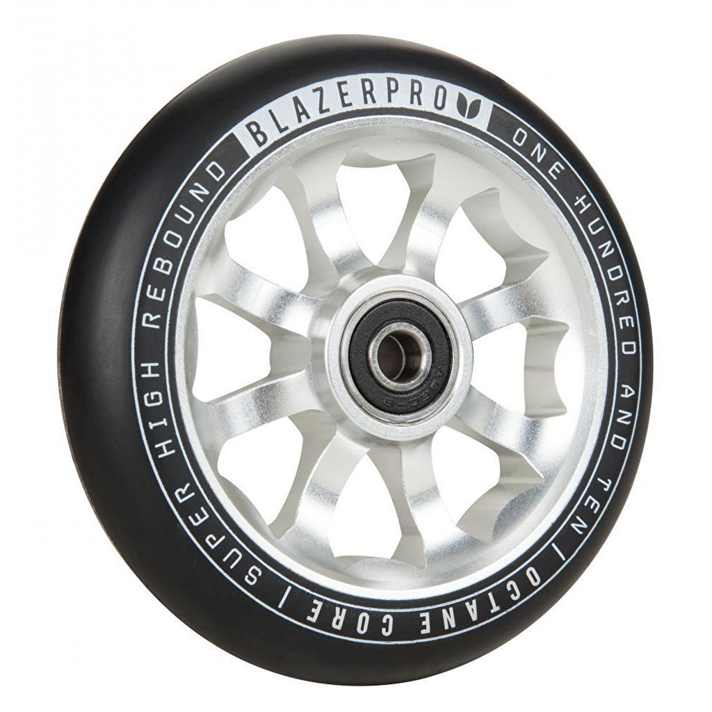 Blazer Pro Octane 110mm Scooter Wheel - Silver