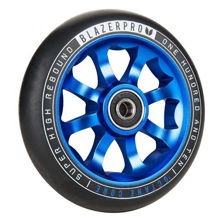 Blazer Pro Octane 110mm Scooter Wheel - BLUE